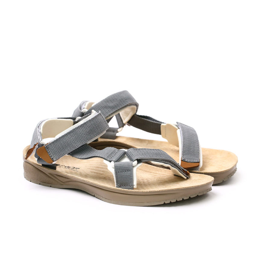 Terra Army Sandal - Grey