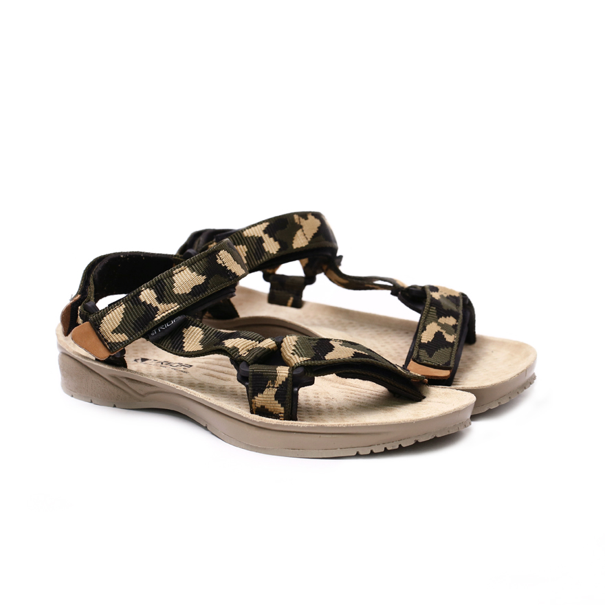 Terra Army Sandal - Camouflage