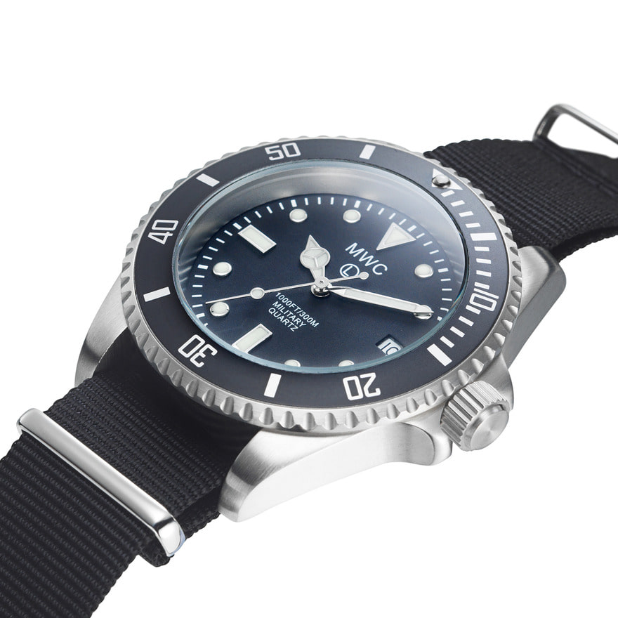 Military Diver