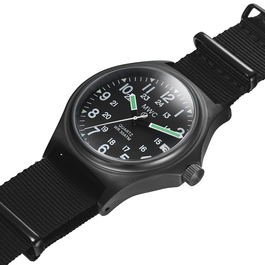 G10 300m US Pattern Gunmetal