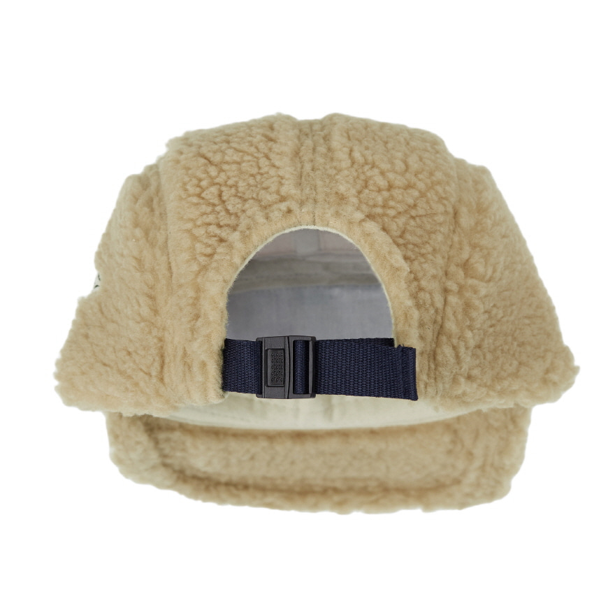 Go Out Boa Cap - Beige/Blue