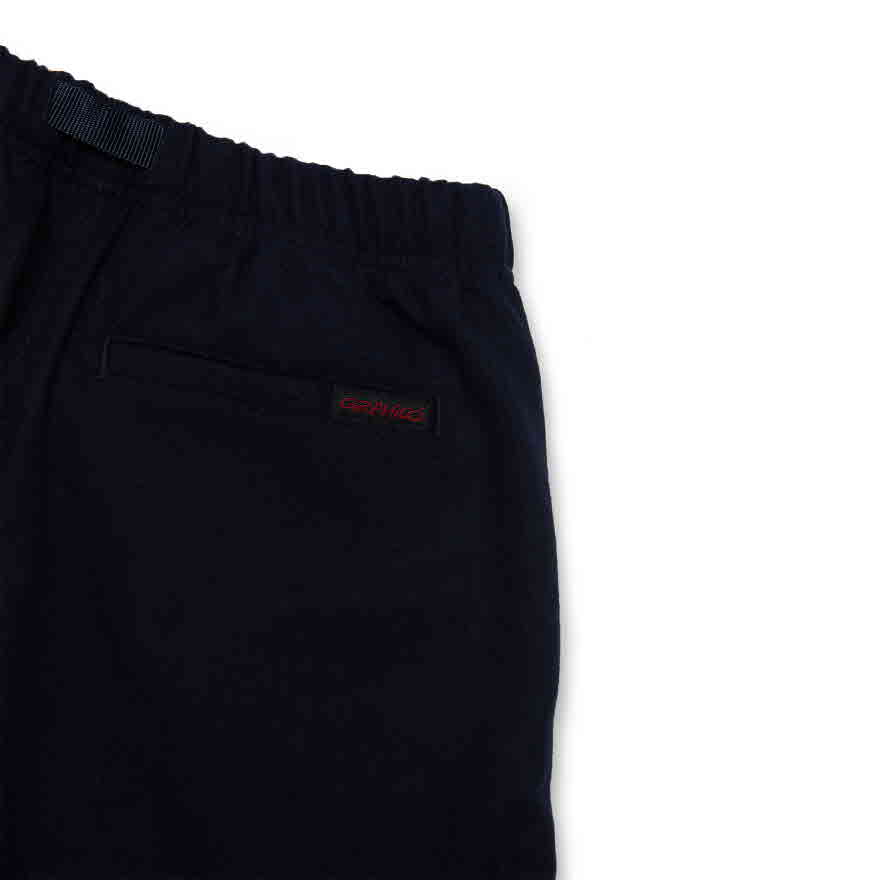 Wool Blend Gramicci Pants - Double Navy