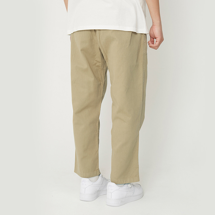 Loose Tapered Pants - Chino
