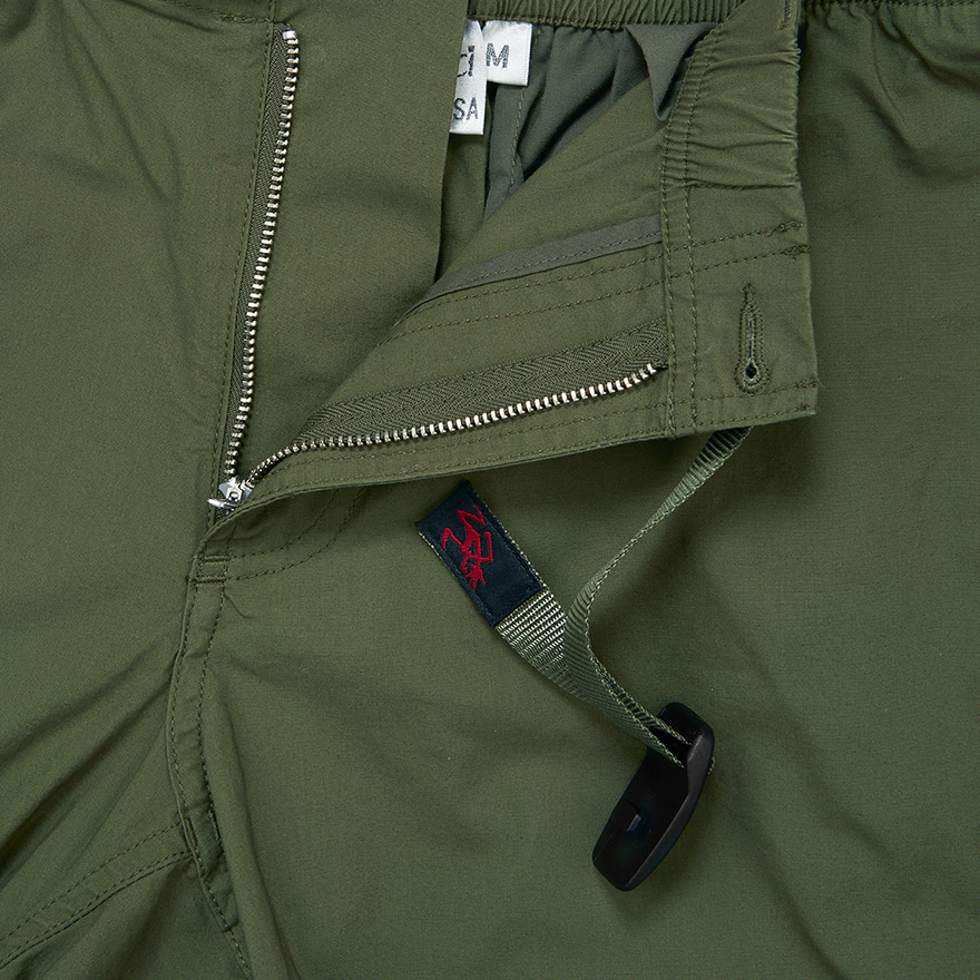 Weather NN-Shorts - Olive