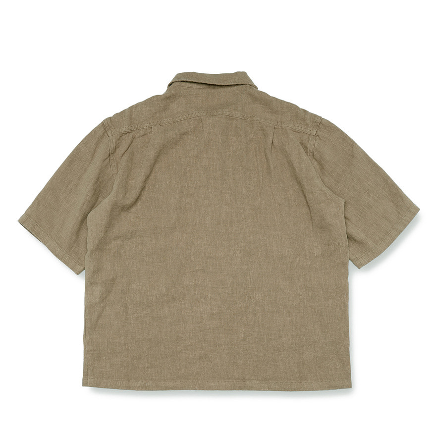 C/L RIVER SHIRT - TAUPE