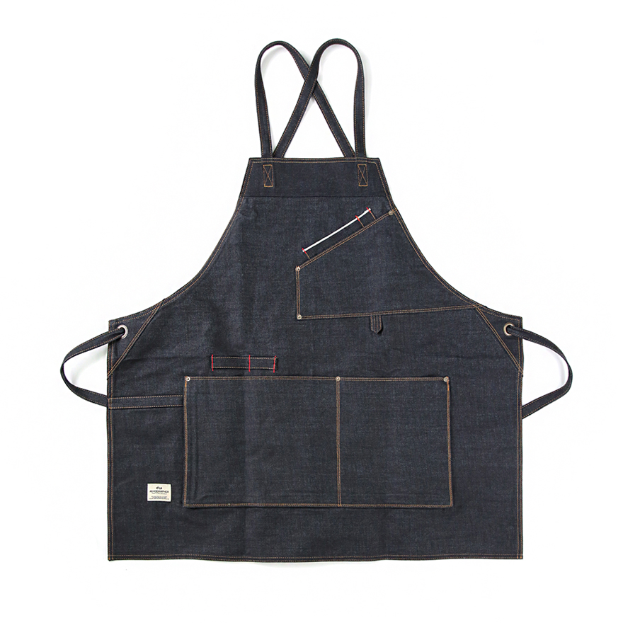 Work Apron 1005 - Selvedge Rigid