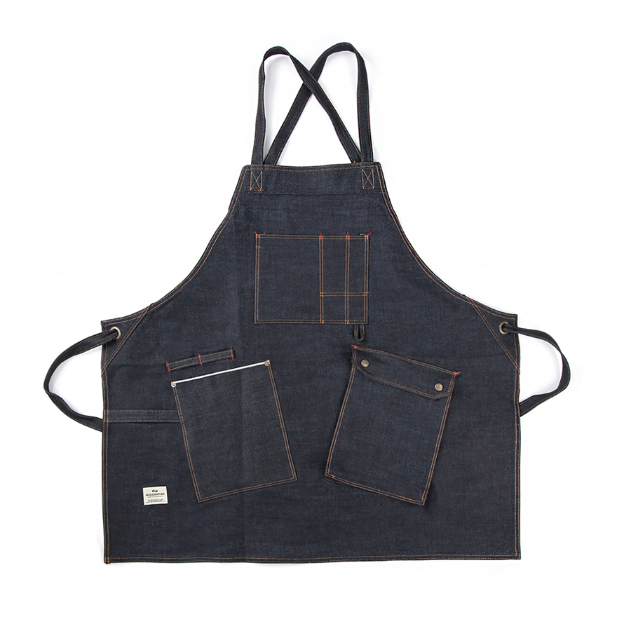 Work Apron 1006 - Selvedge Rigid