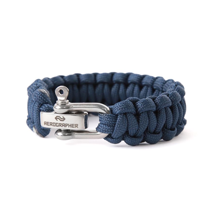 Cobra Bracelet - Navy