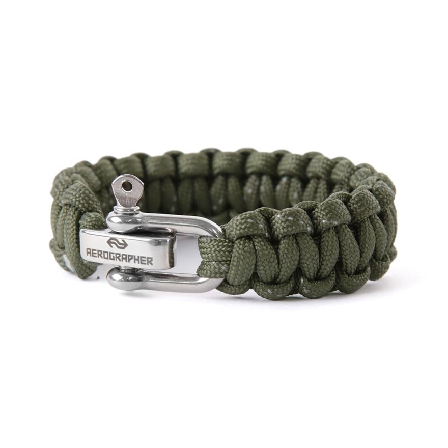 Cobra Bracelet - Olive
