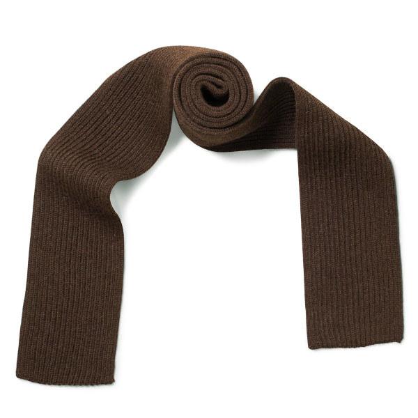 Scarf - Natural Brown