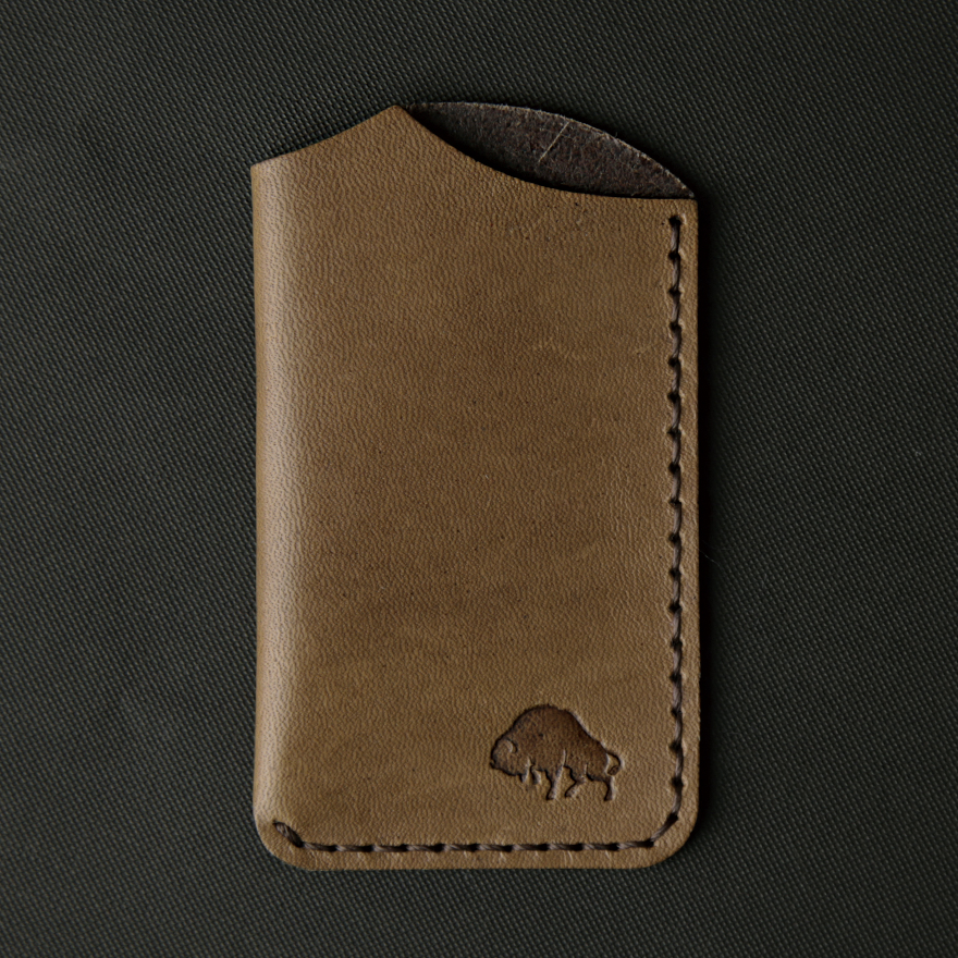 No.1 Wallet - Whiskey
