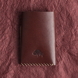 No.2 Wallet - Burgundy