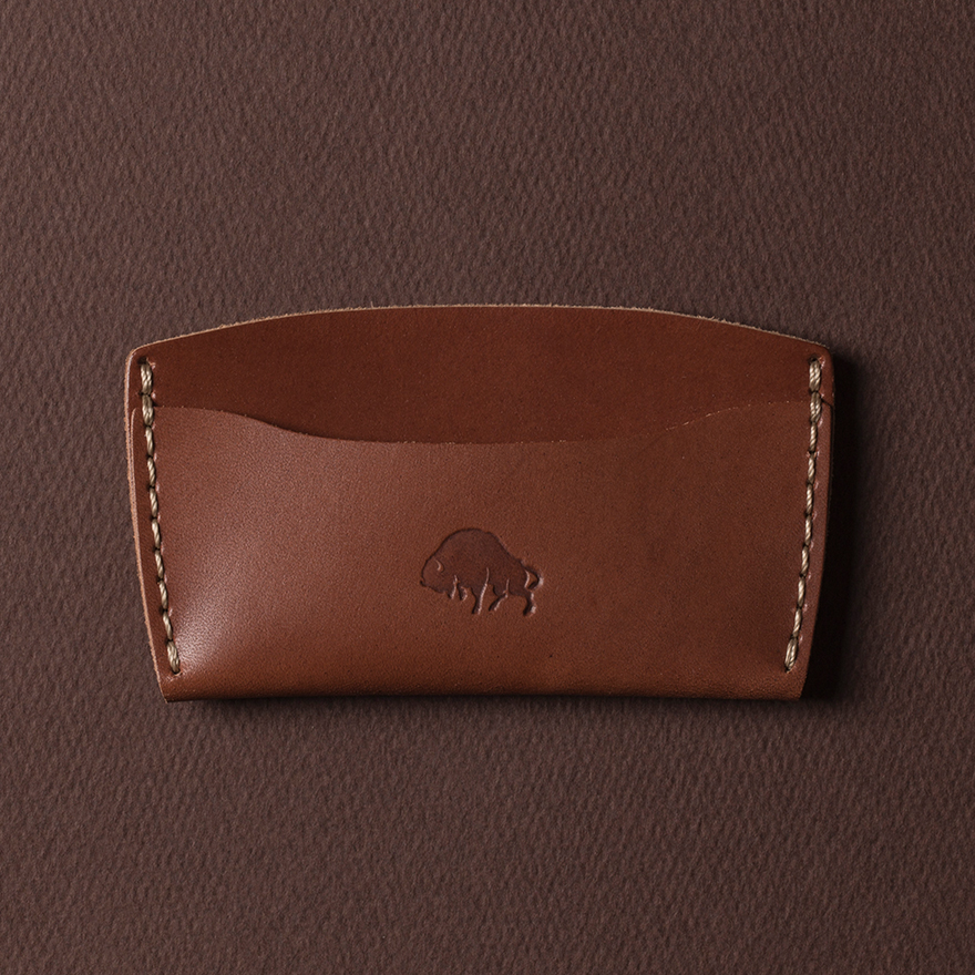 No.3 Wallet - Cognac