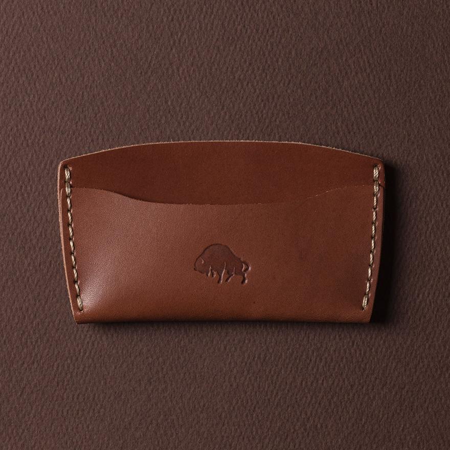 No.3 Wallet - Cognac