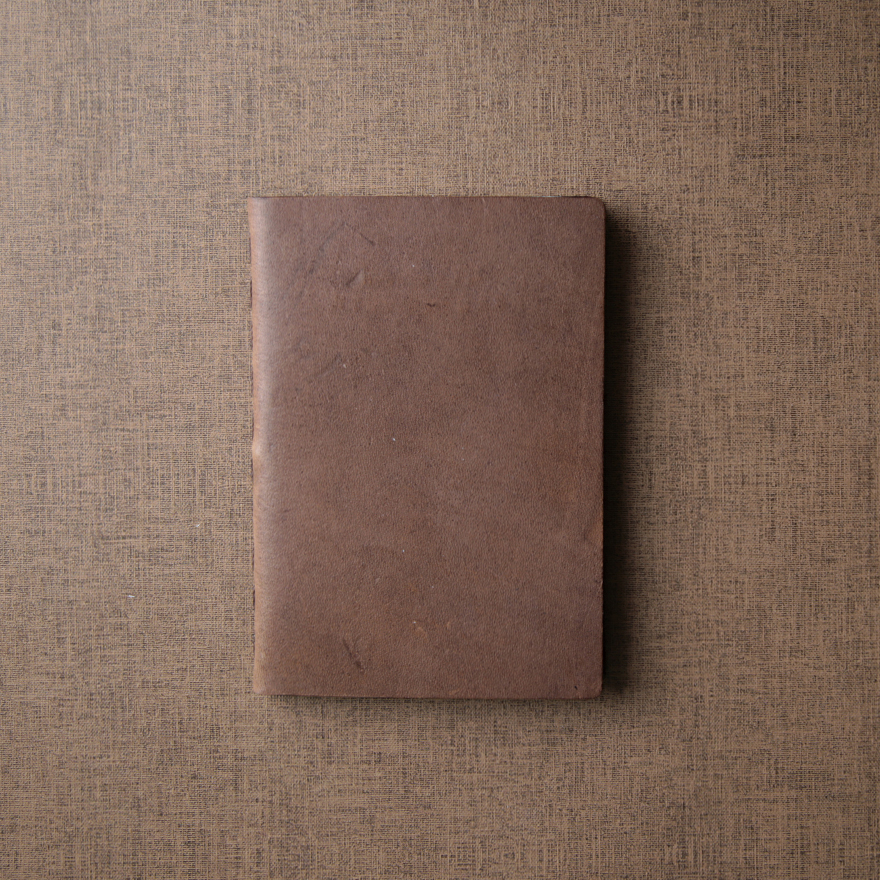 Small Notebook - Whiskey