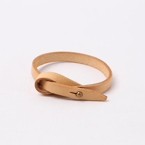 Ribbon Bracelet - Natural