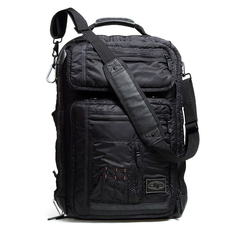 48HR Backpack - Midnight Black