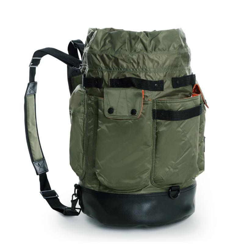 Lid Helmet Bag - Rifle Olive