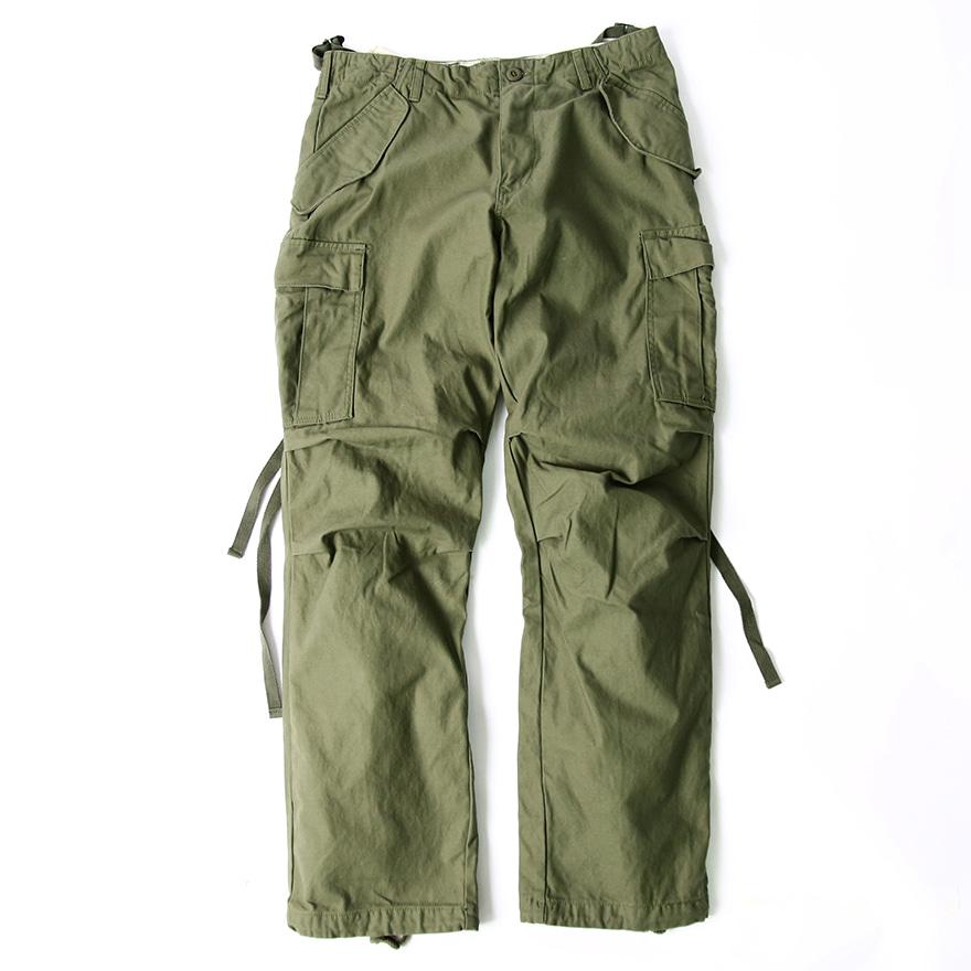 M-65 Pants - Olive Drab