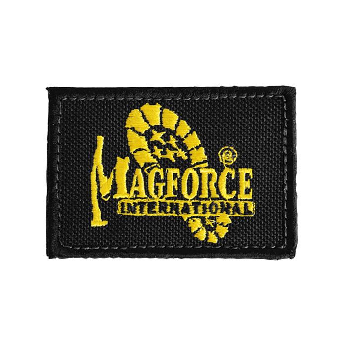 MAGFORCE,[Refurb] 맥포스 패치 - 블랙/옐로우