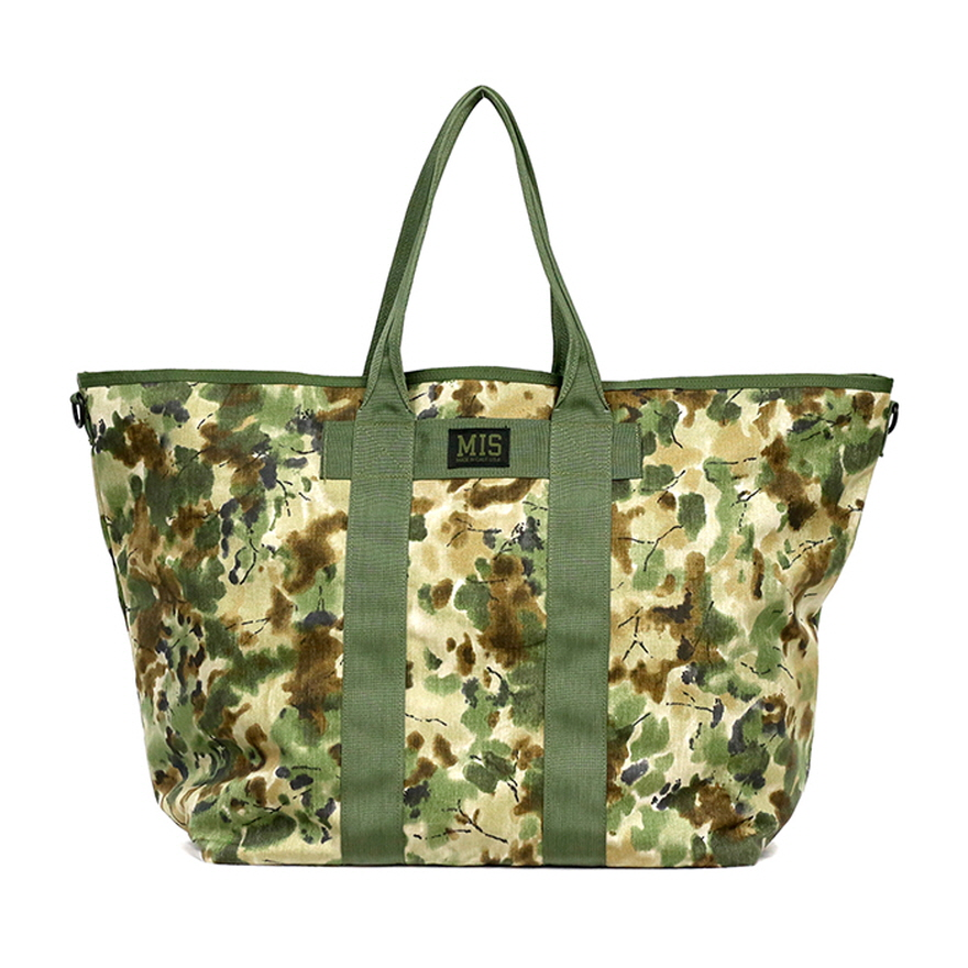 Super Tote Bag - Covert Woodland