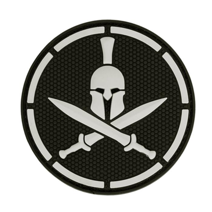 스파르탄 헬멧 패치 - SWAT