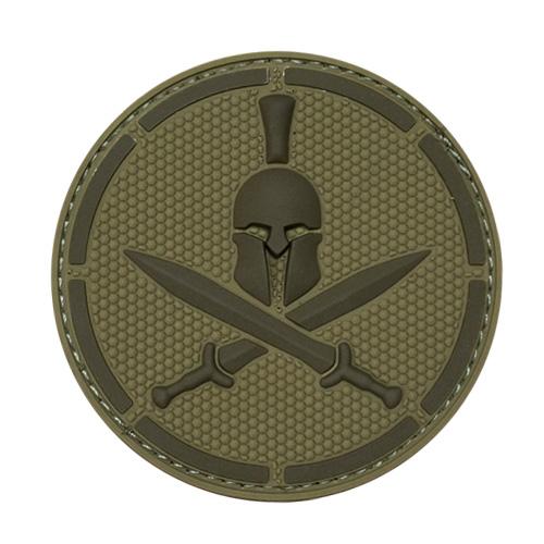 스파르탄 헬멧 패치 - Desert