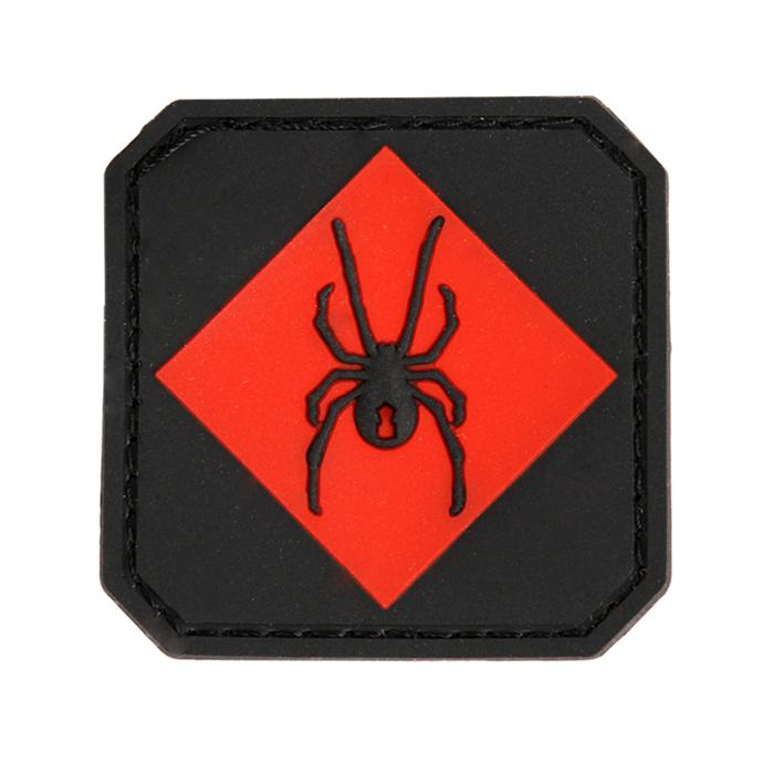 전투 훈련소 Red Back One 로고 - Red