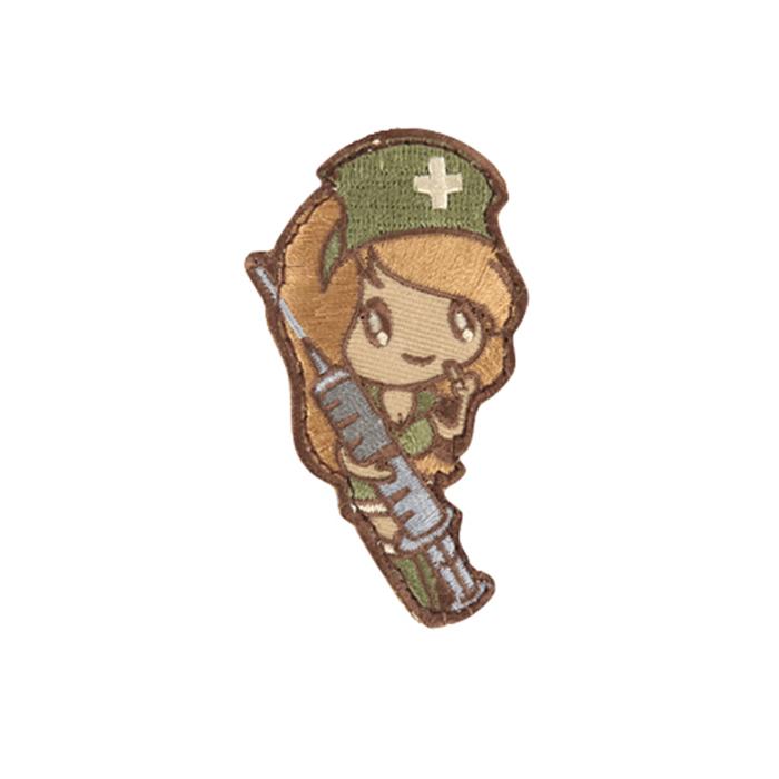 간호사 소녀 패치 - Arid