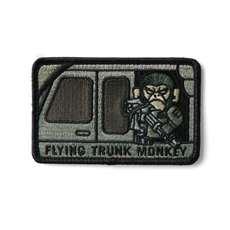 군용헬기 몽키 기총수 - ACU