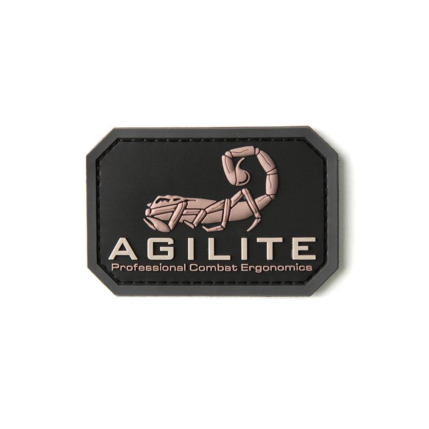 Agilite 로고 PVC 패치 - Urban