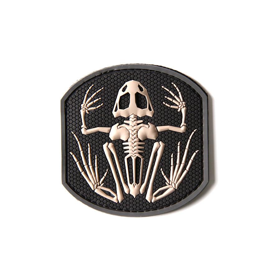해골 개구리 PVC - SWAT