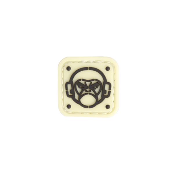 밀스펙 몽키 스텐실 버전 PVC 1 inch - GLOW