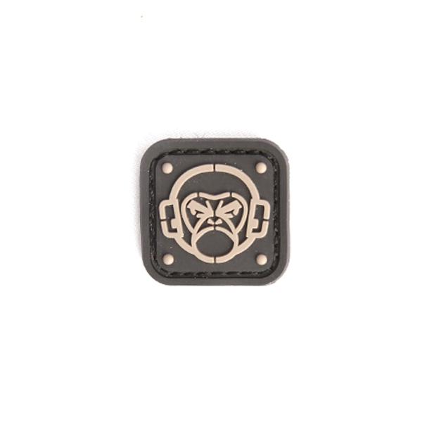 밀스펙 몽키 스텐실 버전 PVC 1 inch - SWAT