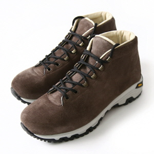 Pedula Light - Brown Suede