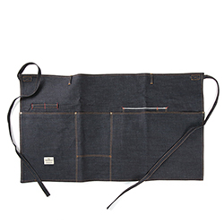 Work Waist Apron 1105 - Selvedge Rigid