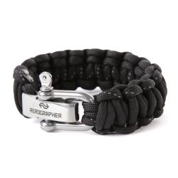 Gorillas Bracelet - Black