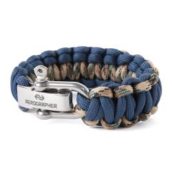 Gorillas Bracelet - Navy Camo