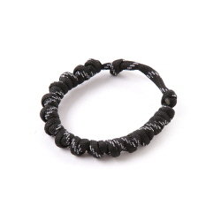 Love Tie Bracelet - Black