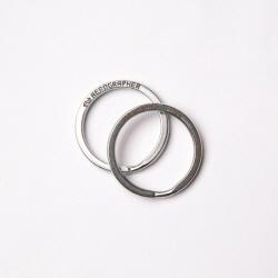 Flat Key Ring - 23mm