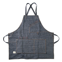 Work Apron 1005 - Indigo Denim