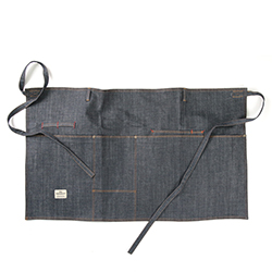 Work Waist Apron 1105 - Indigo Denim