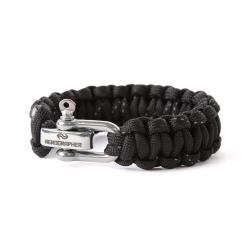 Cobra Bracelet - Black