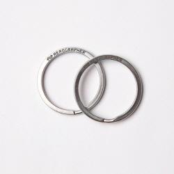 Flat Key Ring - 26mm