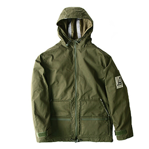 Essential Rainshield - Olive