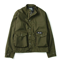 Flight Jacket - Rifle Green