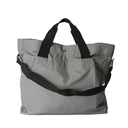 Message Bag - Charcoal