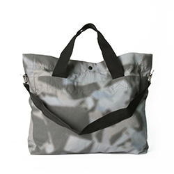 Message Bag - Splinter Grey