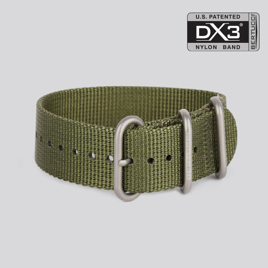 DX3 Nylon Band - #97 forest
