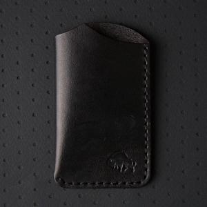 No.1 Wallet - Jet Black